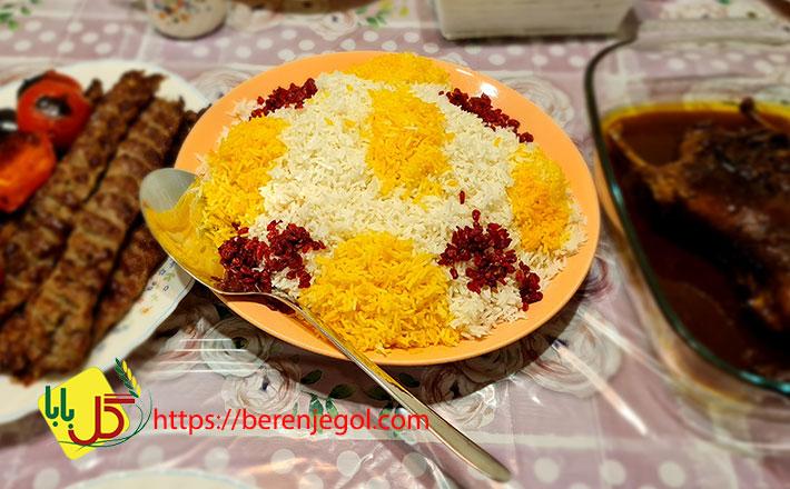 آموزش-پخت-برنج-رستورانی